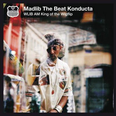 MADLIB / マッドリブ / MADLIB THE BEAT KONDUCTA : WLIB AM: KING OF THE WIGFLIP アナログ2LP