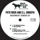 PETE ROCK & C.L.SMOOTH / ピート・ロック&C.L.スムース / BASEMENT DEMOS EP
