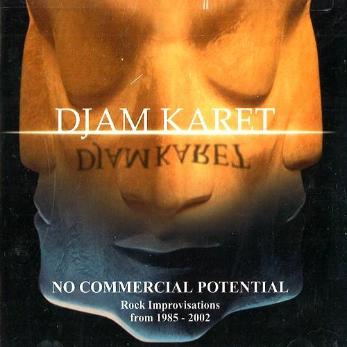 DJAM KARET / ジャム・カレット / NO COMMERCIAL POTENTIAL