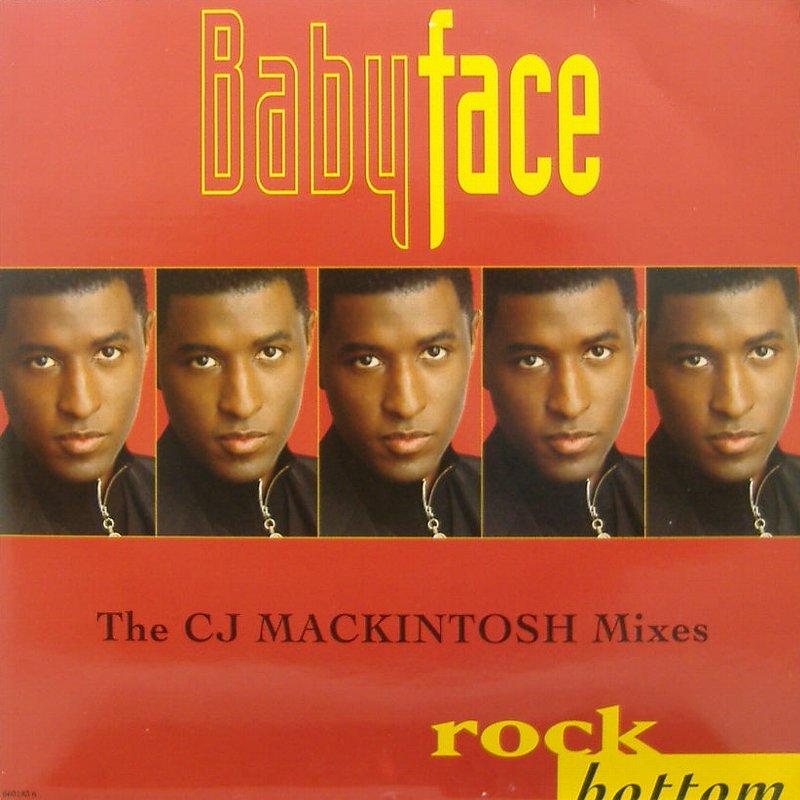 BABYFACE / ベイビーフェイス / ROCKBOTTOM-REMIX