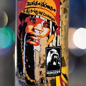 DJ S-KY THE COOKINJAX & ZAID / ES ISCH WIE'S ISCH EP