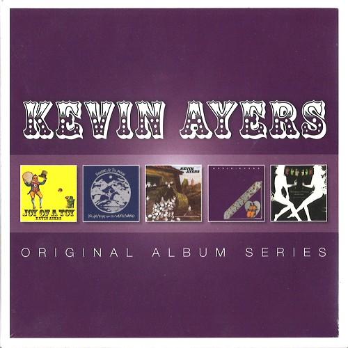 KEVIN AYERS / ケヴィン・エアーズ / ORIGINAL ALBUM SERIES - REMASTER