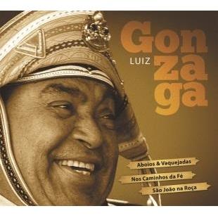 LUIZ GONZAGA / ルイス・ゴンザーガ / ABOIOS & VAQUEJADAS - NOS CAMINHOS DA FE - SAO JOAO NA ROCA