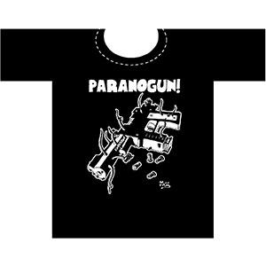 Co/SS/gZ (Co/SS/GrindERz//) / コーパスグラインダーズ / パラノガン Tシャツ (Mサイズ)
