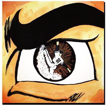 キエるマキュウ (CQ & MAKI THE MAGIC & ILLICIT TSUBOI) / ザ・シークレット・オブ・キエるマキュウ~大リーグボール二号のひみつ 3LP