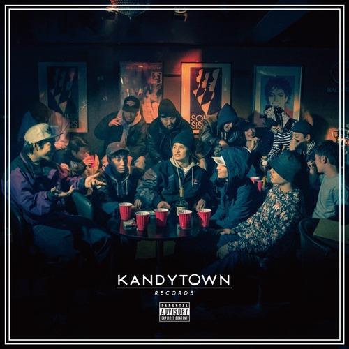 KANDYTOWN / キャンディタウン / BLAKK MOTEL
