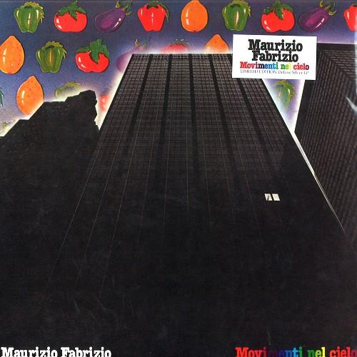 MAURIZIO FABRIZIO / MOVIMENTI DEL CIELO: LIMITED EDITION COLOURED LP - 180g LIMITED VINYL/DIGITAL REMASTER