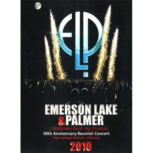 EMERSON, LAKE & PALMER / エマーソン・レイク&パーマー / HIGH VOLTAGE FESTIVAL 2010