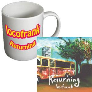 locofrank / Returningマグカップ付き