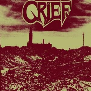 """GRIEF / グリーフ / DEPRESSION (12"""")"""