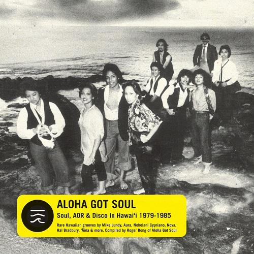 V.A. (ALOHA GOT SOUL) / オムニバス / ALOHA GOT SOUL - SOUL, AOR & DISCO IN HAWAI'I 1979-1985 (2LP+CD)