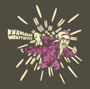 "KNX / KNXWLEDGE  / ノレッジ / WRAPTAYPES ""2LP"""