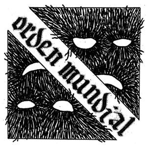 """ORDEN MUNDIAL / EL NUEVO SONIDO BALEAR (7"""")"""