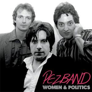 "PEZBAND / ペズバンド / WOMEN & POLITICS (12"")"