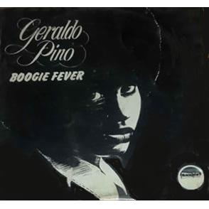 GERALDO PINO / ジェラルド・ピーノ / BOOGIE FOREVER