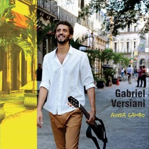 GABRIEL VERSIANI / ガブリエル・ヴェルシアーニ / AINDA SAMBO
