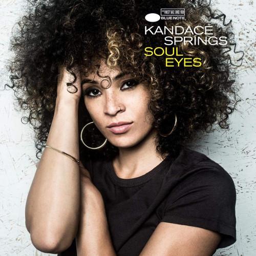 KANDACE SPRINGS / キャンディス・スプリングス / Soul Eyes(LP)