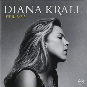 DIANA KRALL / ダイアナ・クラール / Live In Paris(2LP/180g)