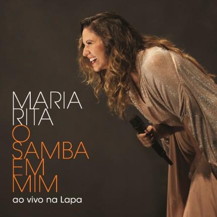 MARIA RITA / マリア・ヒタ / O SAMBA EM MIM - AO VIVO NA LAPA
