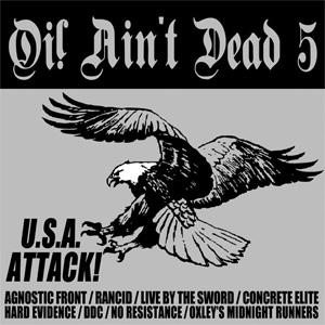 V.A (OI! AIN'T DEAD)  / OI! AIN'T DEAD 5