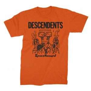 DESCENDENTS / SPAZZHAZARD T-SIHRTS(XLサイズ)