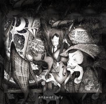 SENRI OE / 大江千里 / Answer July / アンサー・ジュライ