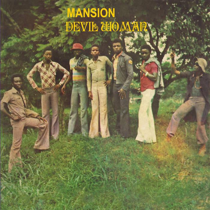MANSION (AFRO) / マンション / DEVIL WOMAN