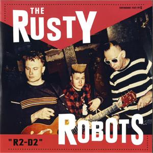"RUSTY ROBOTS / FILES 6 (7"")"