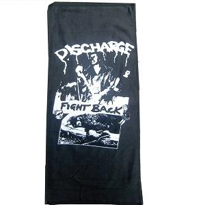 DISCHARGE / ディスチャージ / JAPAN TOUR 2011 TOWEL