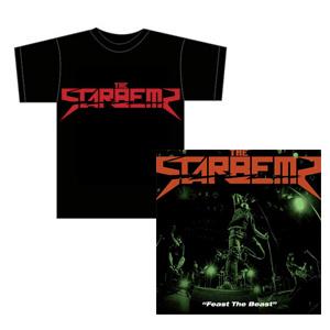 STARBEMS / Feast The Beast Tシャツ付(Mサイズ)