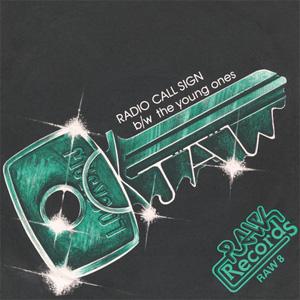 """LOCKJAW / ロックジョウ / RADIO CALL SIGN (7"""")"""