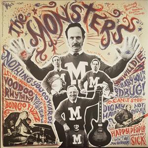 MONSTERS / モンスターズ / M (LP)