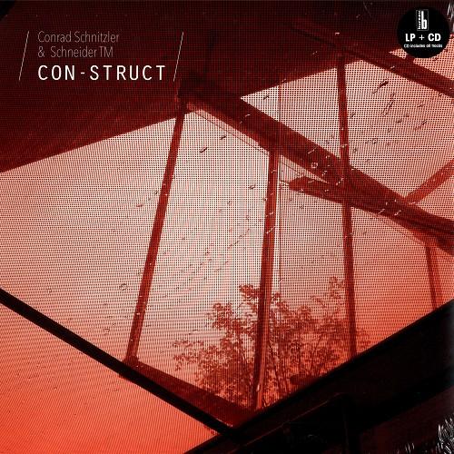 CONRAD SCHNITZLER / コンラッド・シュニッツラー / CON-STRUCT: LP+CD - 180g LIMITED VINYL