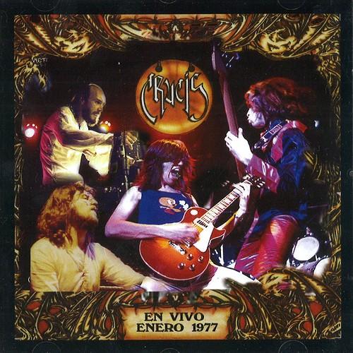 CRUCIS / クルーシス / EN VIVO ENERO 1977