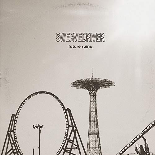 SWERVEDRIVER / スワーヴドライヴァー / FUTURE RUINS (LP/HEAVYWEIGHT RED VINYL)