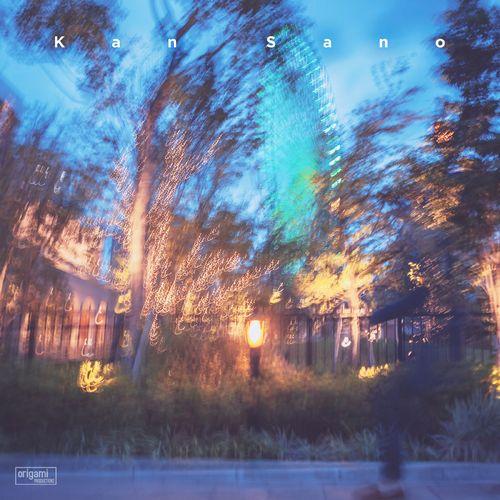 "KAN SANO / カン・サノ / C'est la vie feat. 七尾旅人 7"""