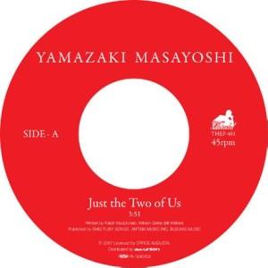山崎まさよし / Just the Two of Us/Englishman in New York / ジャスト・ザ・トゥ・オブ・アス/イングリッシュマン・イン・ニューヨーク