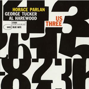 HORACE PARLAN / ホレス・パーラン / アス・スリー
