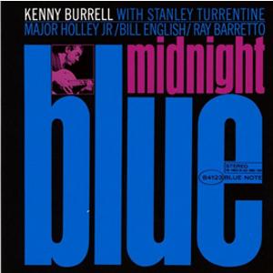 KENNY BURRELL / ケニー・バレル / ミッドナイト・ブルー +2