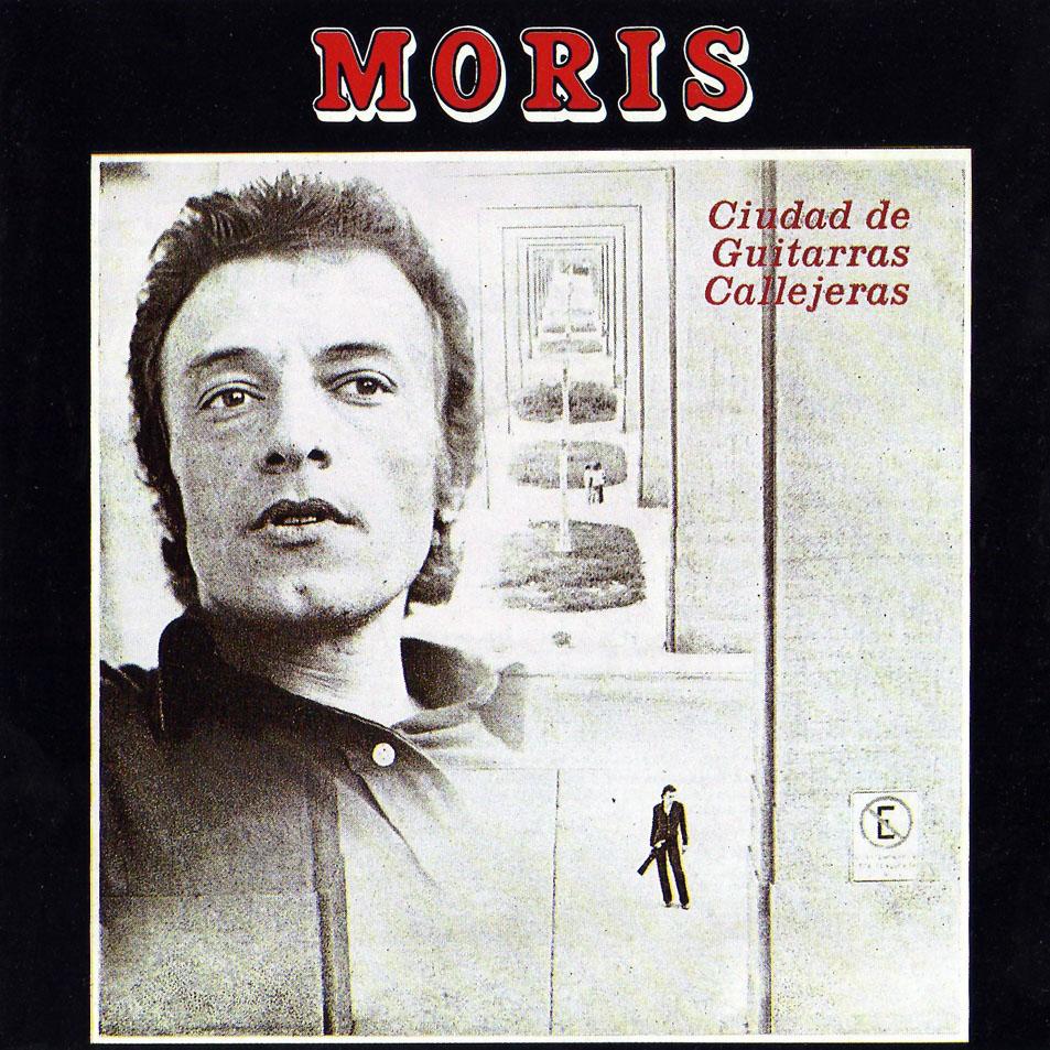 MORIS / モリス / CIUDAD DE GUITARRAS CALLEJERAS