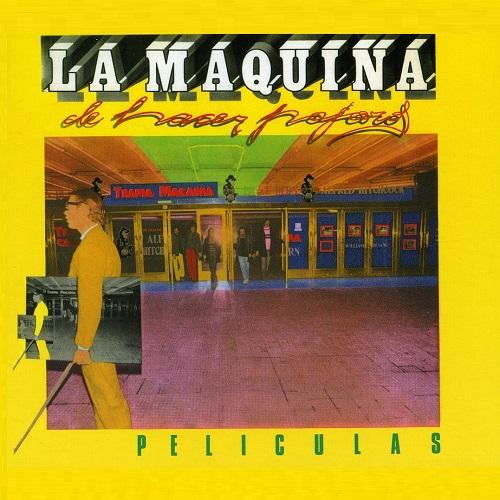 LA MAQUINA DE HACER PAJAROS / ラ・マキーナ・デ・アセール・パハロス / PELICULAS