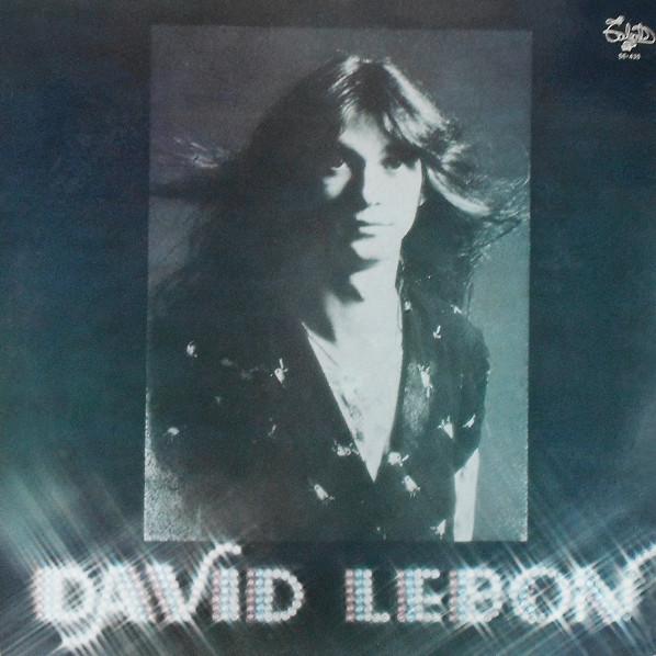DAVID LEBON / ダビ・レボン / DAVID LEBON