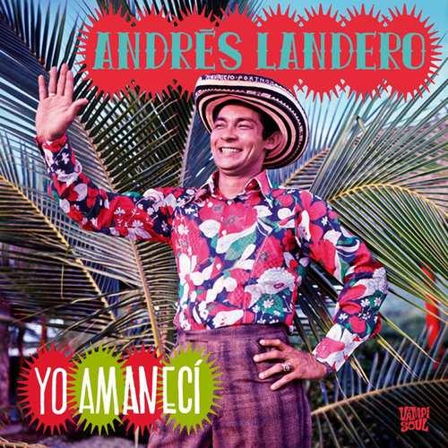 ANDRES LANDERO / アンドレス・ランデーロ / YO AMANECI