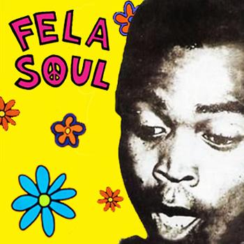 """FELA SOUL (Fela Kuti + De La Soul) / FELA VS DE LA SOUL """"CASSETTE TAPE"""""""