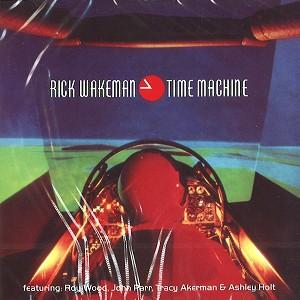 RICK WAKEMAN / リック・ウェイクマン / TIME MACHINE