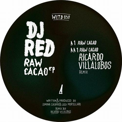 DJ RED / RAW CACAO (RICARDO VILLALOBOS REMIX)