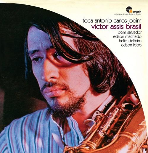 VITOR ASSIS BRASIL / ヴィトル・アシス・ブラジル / TOCA ANTONIO CARLOS JOBIM