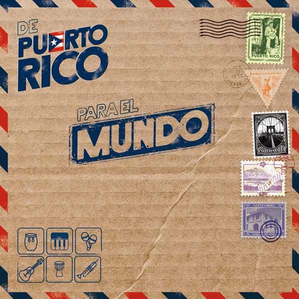 V.A. (DE PUERTO RICO PARA EL MUNDO) / オムニバス / DE PUERTO RICO PARA EL MUNDO