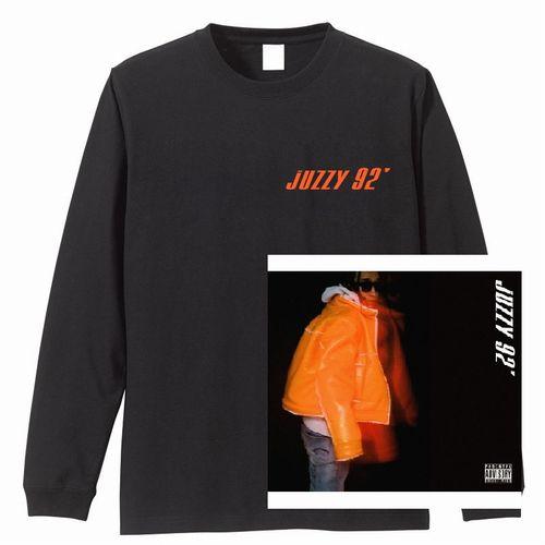 YOUNG JUJU / juzzy 92′★ディスクユニオン限定ロングスリーブT-SHIRTS付セットLサイズ