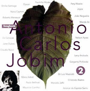 V.A. (TOM JOBIM) / オムニバス / ANTONIO CARLOS JOBIM SONGBOOK  VOL.2